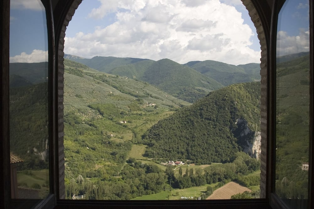 Double Room, Mountain View - Balcony
