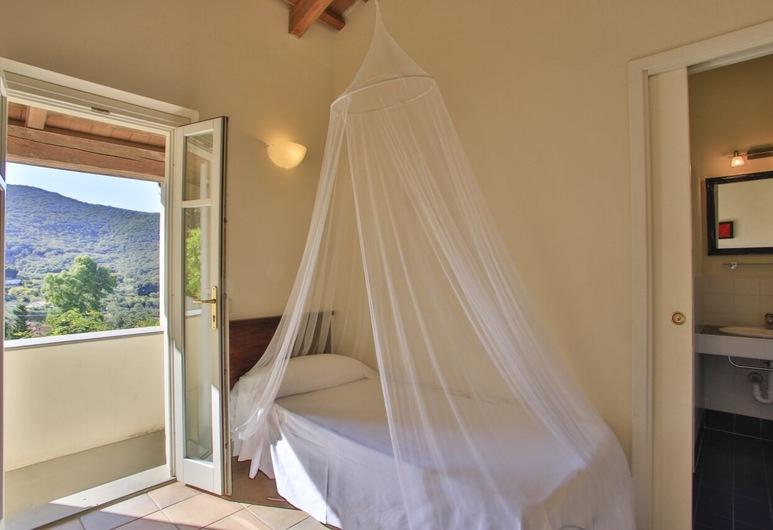Hotel Santo Stefano, Portoferraio, Tremannsrom – comfort, utsikt mot sjø, Gjesterom