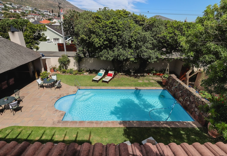 A Tuscan Villa Guest House, Cape Town, Luxury Room (1), Balcony View