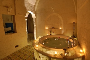 Foto van Tafoni Houses Cave Hotel in Nevsehir