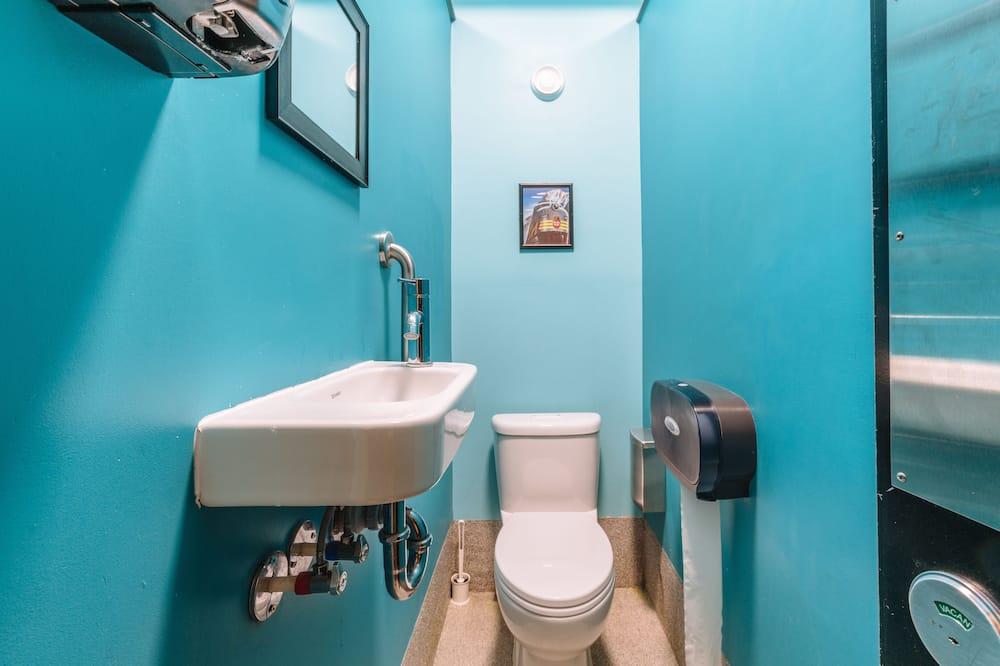 共用宿舍, 男女混合宿舍, 共用浴室 (4 beds) - 浴室
