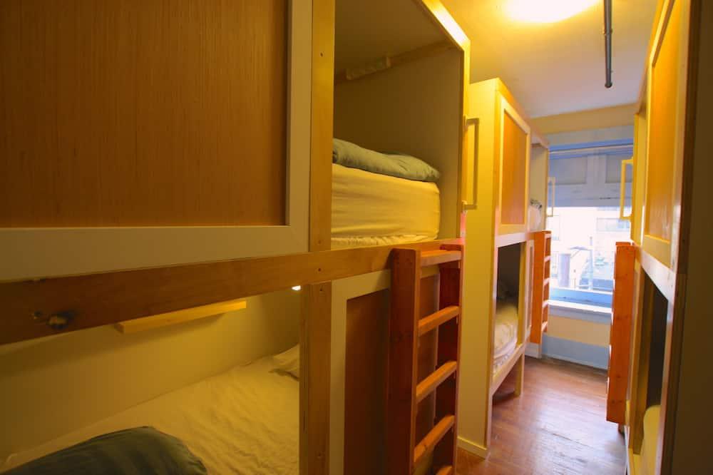 共用宿舍, 僅限女士, 共用浴室 (6 beds) - 兒童主題客房