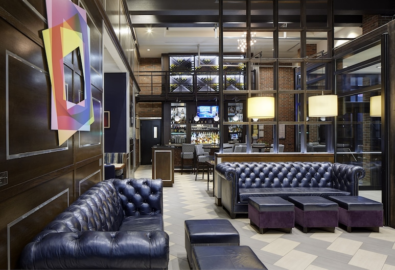 Archer Hotel New York, Nova York, Saguão