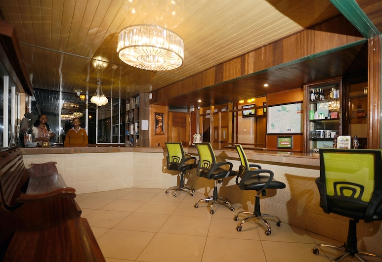 Kenya Comfort Suites, Nairobi, Reception