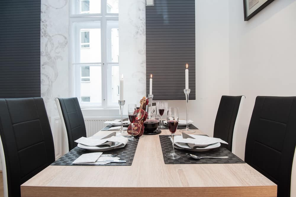 Apartamento, 1 quarto, Cozinha - Sala de jantar (no quarto)