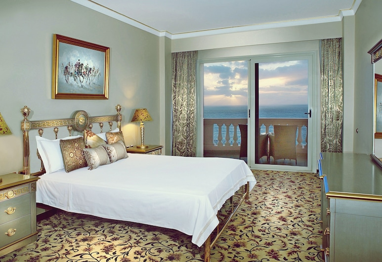 Tolip Alexandria, Alexandria, Presidential Villa 02 Bedroom, Bilik Tamu