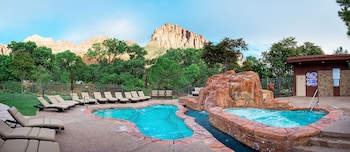 Picture of Cliffrose Lodge & Gardens at Zion Natl Park in Springdale