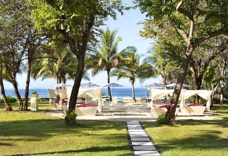 Azul Ocean Club Hotel, Playa Azul, Enceinte de l'établissement