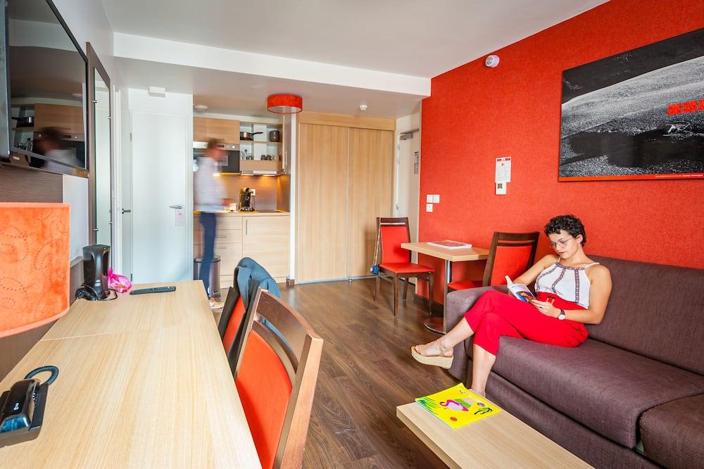 Apartment, 1 Schlafzimmer (Privilege) - Wohnbereich
