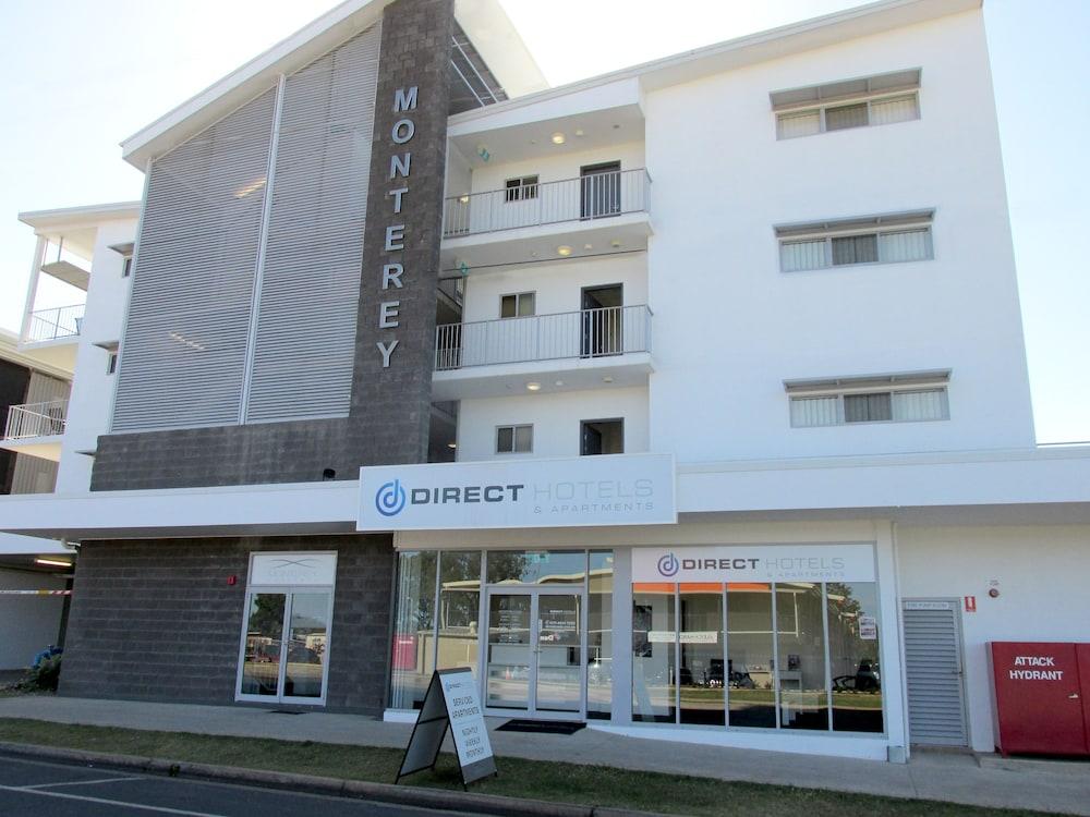 Direct Hotels Monterey Moranbah