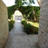 施設の敷地