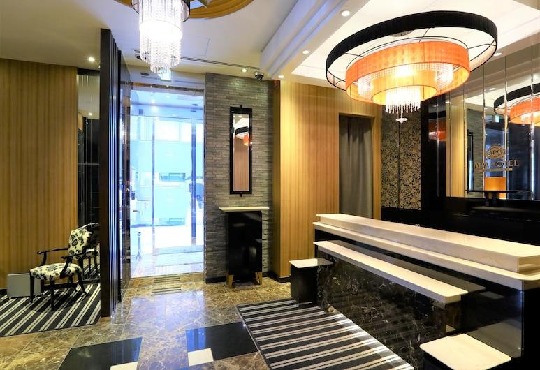 APA Hotel Ginza-Takaracho, Tokyo, Reception