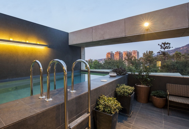 Hotel Ismael, Santiago, Outdoor Pool