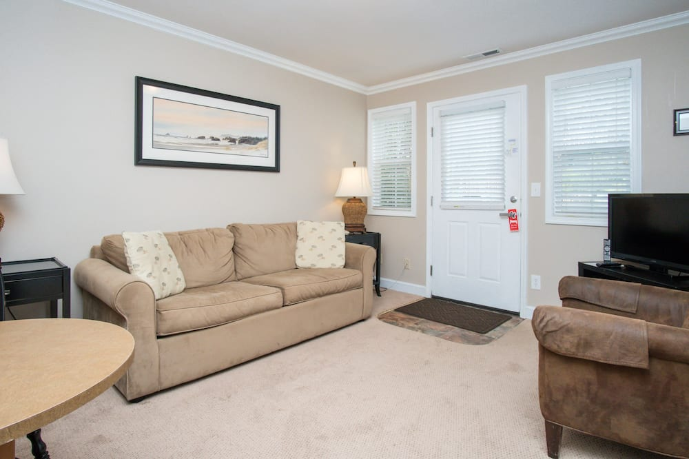 Basic Suite, 1 Bedroom - Living Room
