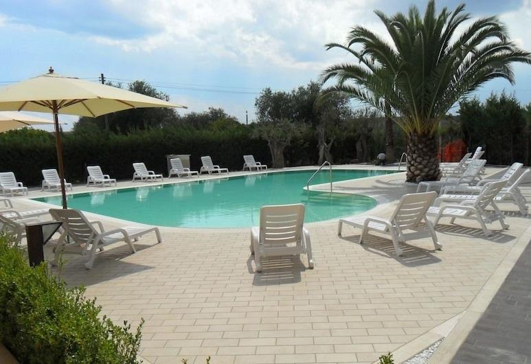 Hotel Hermes, Policoro, Outdoor Pool