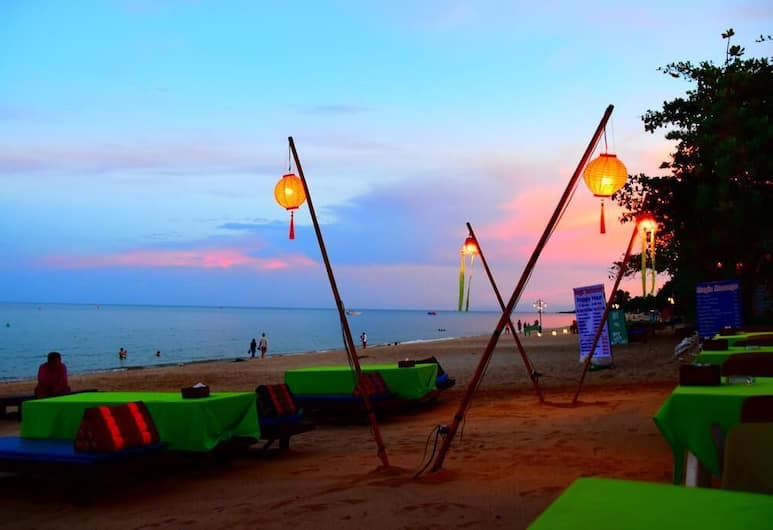 Magic Resort, Koh Samui, Beach