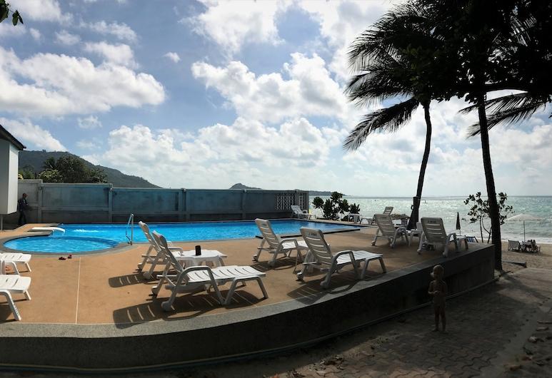 馬里納海灘渡假村, 蘇梅島, 室外泳池