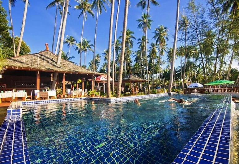 Lipa Bay Resort, Koh Samui, Pool