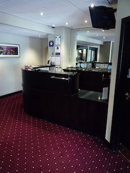 Picture of Briar Court Hotel in Huddersfield