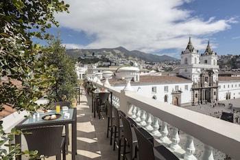 Foto van Casa Gangotena in Quito