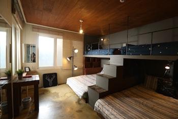首爾西斯恩布羅青年旅舍的圖片