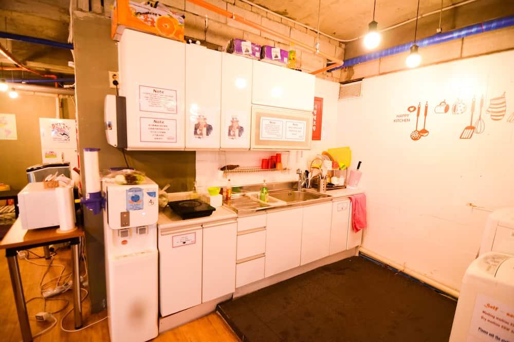 共用宿舍, 僅限女士 (6 Beds) - 共用廚房