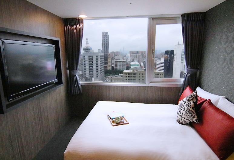 紅樓夢旅店 - 萬國館, 台北市, 豪華雙人房, 客房