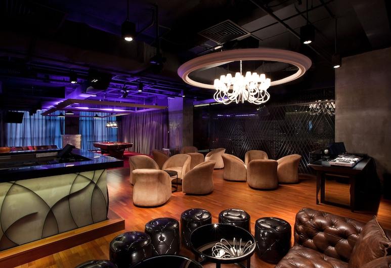 吉隆坡比瓦特爾酒店, 吉隆坡, 大堂酒廊