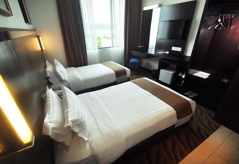 Dreamtel Kota Kinabalu, Kota Kinabalu, Superior kahetuba, Tuba