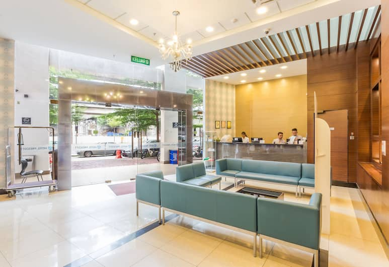 Scott Hotel KL Sentral, Kuala Lumpur, Lobby