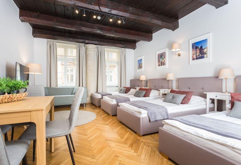 Barbican House Apartments, Krakow
