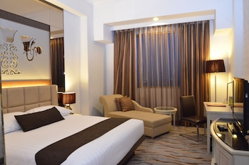 Naktsmītnes Verwood Hotel & Serviced Residence attēls vietā Surabaja