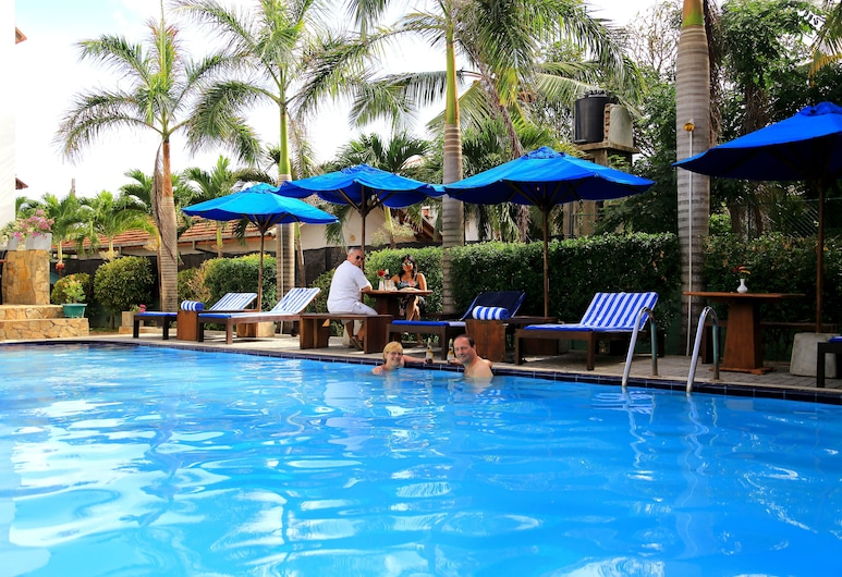 St. Lachlan Hotel & Suites, Negombo, Outdoor Pool