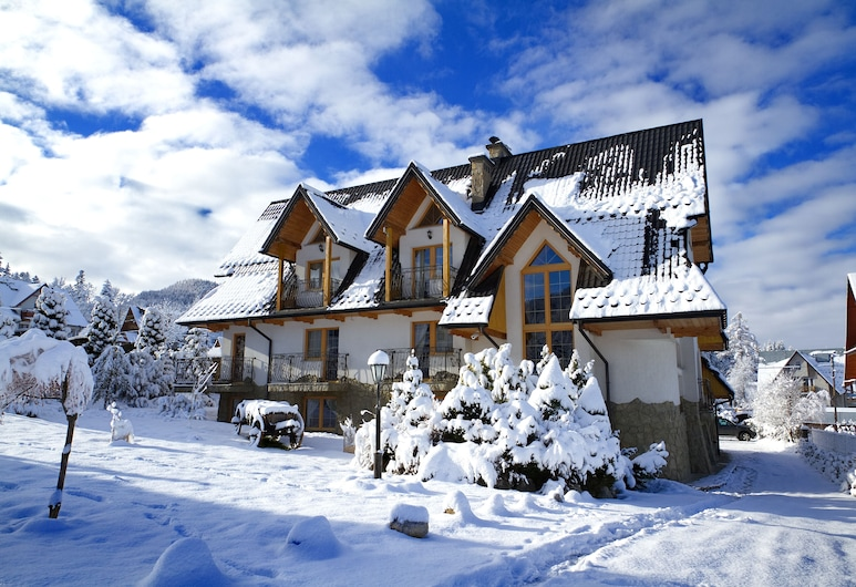 Pensjonat u Ani, Zakopane, Hotelfassade
