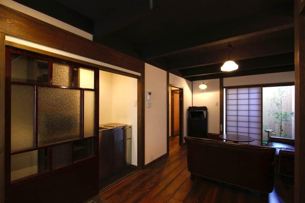 Dům - Obývací prostor