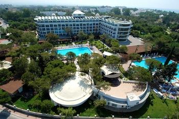 Side bölgesindeki Maya World Hotel resmi
