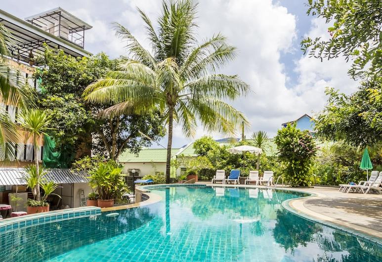 Baan Lukkan Resort Hotel, Patong, Ulkouima-allas