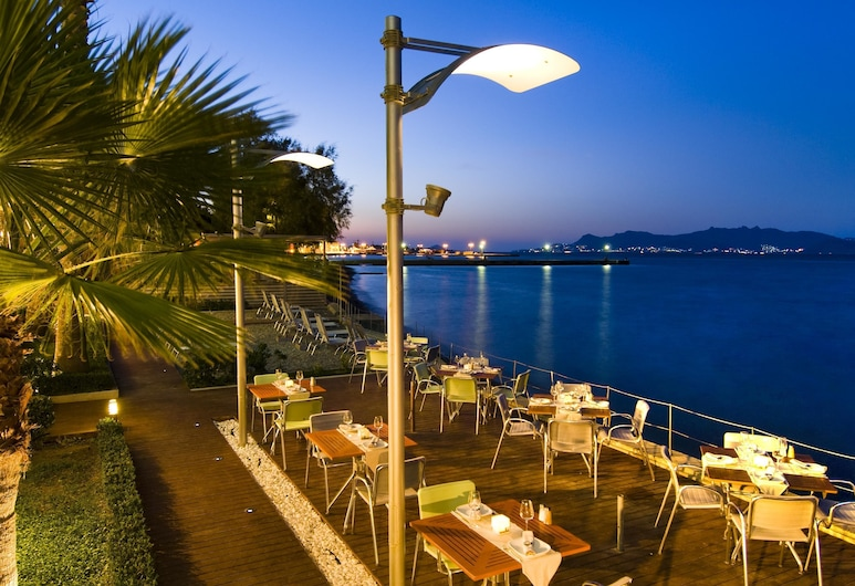 Kos Aktis Art Hotel, Kos, Speisen im Freien