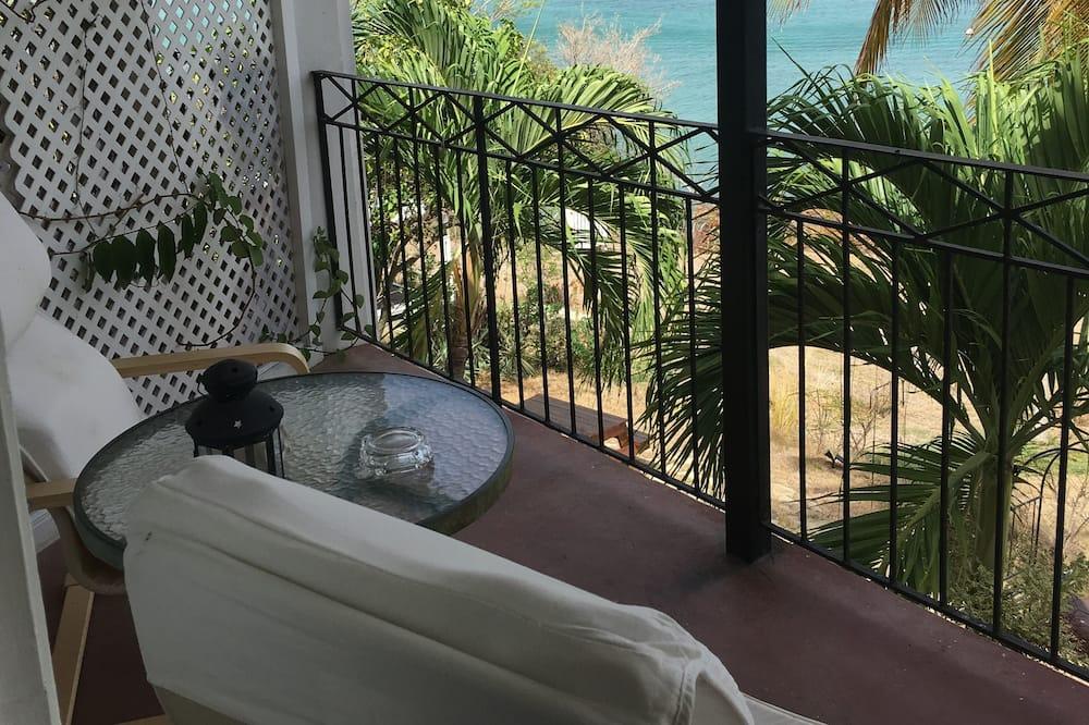Suite, Balcony, Ocean View (Upstairs) - Balkoni