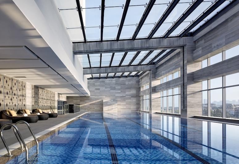 廈門朗豪酒店, 廈門市, 室內泳池