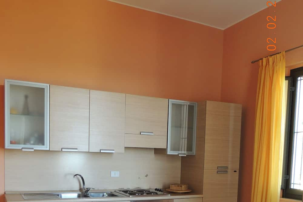 Family Apartment (ETNA) - Living Area