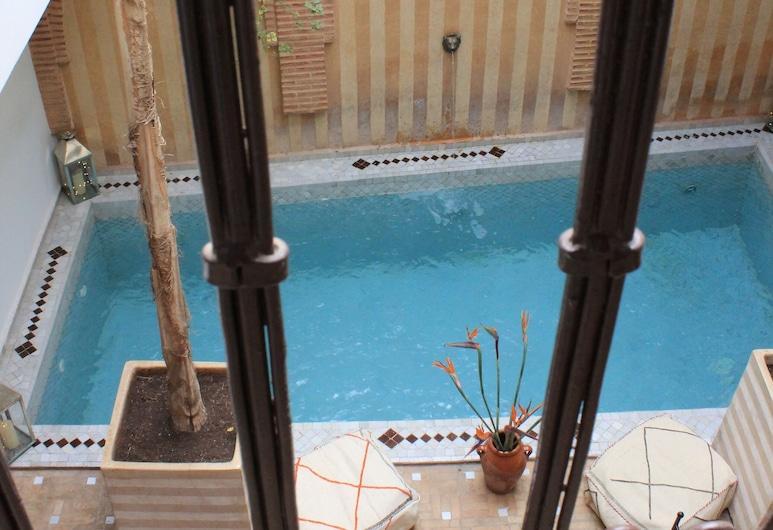 Riad 22 L'Étoile d'Orient, Marrakech, Kolam Tertutup