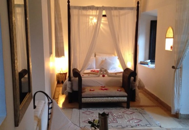 法伊扎溫泉庭院酒店, 馬拉喀什, 套房, 私人浴室, 客房