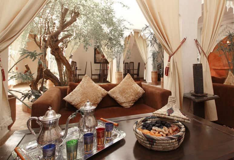 里亞德達爾方德歐克酒店, 馬拉喀什, 酒店酒廊