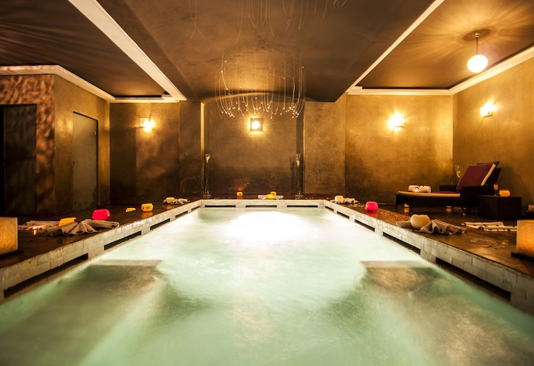 Palais Ommeyad Suites & Spa, Fes, Indoor Pool