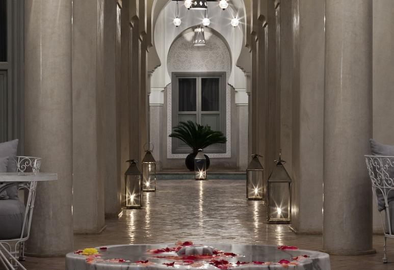 Riad Nashira & Spa, Marrakesh, Ingresso interno
