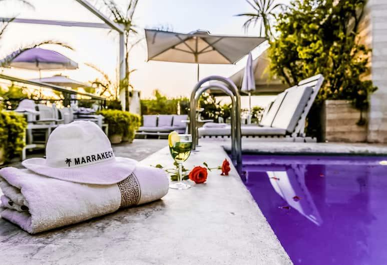 哈斯納埃斯皮庭園酒店, 馬拉喀什, 室外泳池