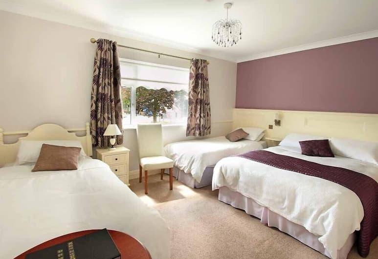 Ashleigh House B&B, Waterford, Obiteljska soba, s kupaonicom, Soba za goste