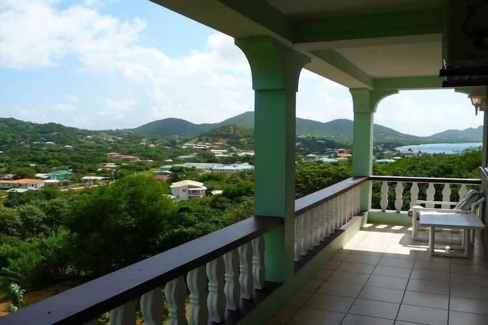 Apartment, 1 Katil Kelamin (Double), Kitchen, Mountain View (Apt 14) - Balkoni