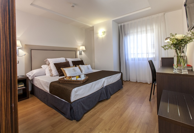 Hotel Dome Madrid, Madrid, Double Room Single Use, Guest Room